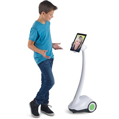 The Telepresence Parental Robot - Video Conferencing from virtually anywhere around the world in real time